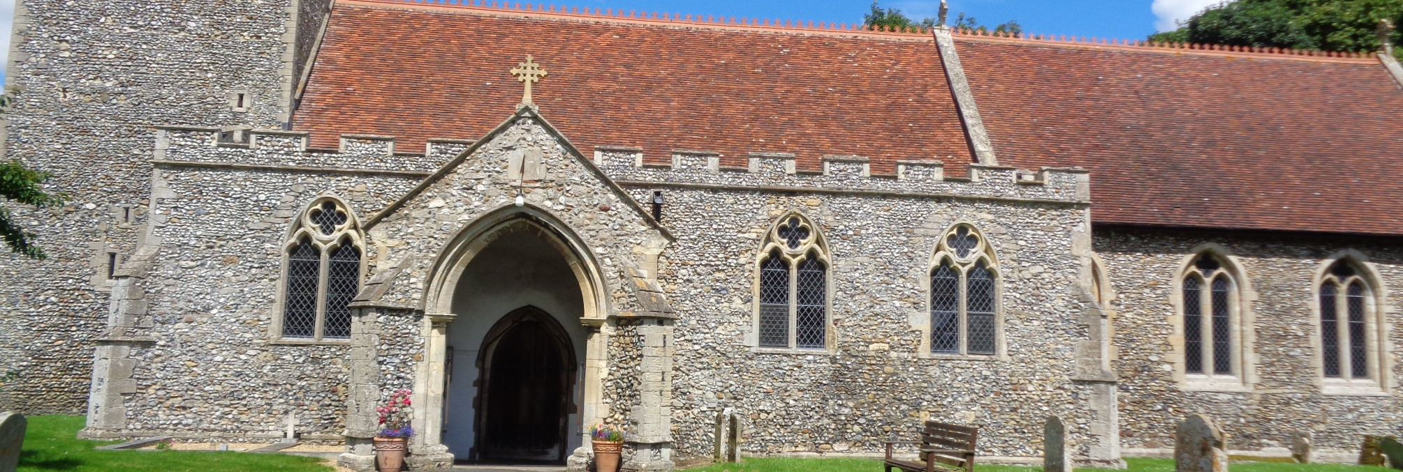 Churches of Barrow, Denham, Risby, Great and Little Saxham